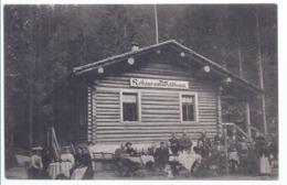 AK-002 -  Restaurant Waldhaus An Der Breitach Klamm  - Bei Riezlern  - - Österreich