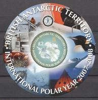 British Antarctic Territory 2007 - MNH - Antarctics, Science (263355) - Wissenschaften