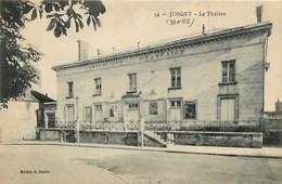 89* JOIGNY  Theatre         MA97,1315 - Joigny