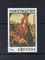 Grenada - 1975 - Natale - Usato -  (FDC18215) - Grenada (1974-...)