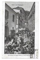 Saluti Da Campagna (Salerno). Processione Del Corpus Domini Al Corso Umberto I°. - Salerno