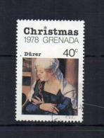 Grenada - 1978 - Natale - Usato -  (FDC18217) - Grenada (1974-...)
