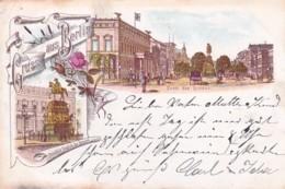 251599Gruss Aus Berlin, (Poststempel 1894)( Sehe Ecken, Kanten Unten Kleines Risschen) - Mitte