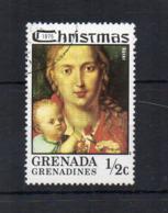 Grenada & Grenadines - 1975 - Natale - Usato -  (FDC18218) - Grenada (1974-...)