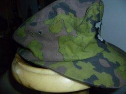 """Repro """"casquette Allemande WWII"""" Troupes D'élite - Casques & Coiffures"""