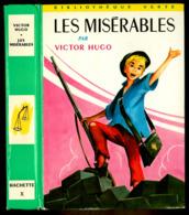 """Bibliothèque Verte (volume Double N°X) - Victor Hugo - """"Les Misérables"""" - 1968 - Bibliothèque Verte"""