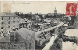 D35 - CARFANTIN - VUE GENERALE DE CARFANTIN - Charrettes - Francia