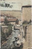 D43 - RIOTORD - LA RIVIERE - Lavandières Au Travail Dans La Rivière - Carte Colorisée - Frankreich