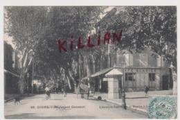 Digne Boulevard Cassendi - Digne