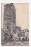 CP 83 LES ARCS Chateau De Villeneuve - Les Arcs