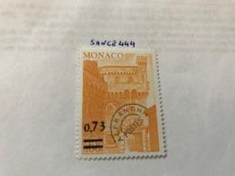 Monaco Precancels Overp. 0.73  Mnh 1978 - Monaco