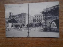 Italie , Cagliari , Bastione S. Remy - Cagliari
