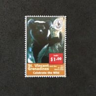 ST VINCENT & THE GRENADINES. INDRI. MNH. 5R1206F - Sellos