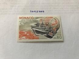 Monaco J. Verne Poet Mnh 1978 - Monaco