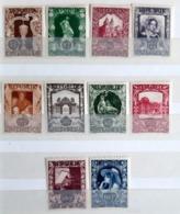 Oostenrijk 1947  812-821 - 1945-60 Ungebraucht