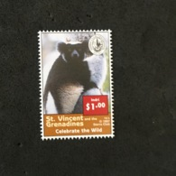 ST VINCENT & THE GRENADINES. INDRI. MNH. 5R1206H - Sellos
