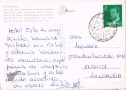 34557. Postal  CAÑADAS Del TEIDE (Canarias) 1878. Agencia Auxiliar PARADOR Pico Teide - 1931-Hoy: 2ª República - ... Juan Carlos I