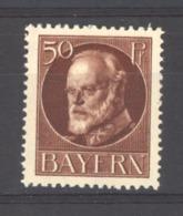 GRX 478  - Allemagne  -  Bavière  :  Mi  101 I  *   Premiers Tirages - Bavière