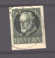 GRX 482  - Allemagne  -  Bavière  :  Mi  102 II B  (o)   Non Dentelé - Bavière