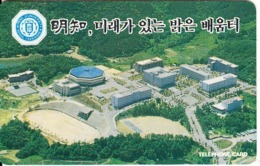 SOUTH KOREA - Myong Ji University/Seoul 1948(W3000), 03/95, Used - Corée Du Sud