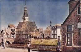 Antwerpen Anvers Officiële Postkaart Wereldtentoonstelling 1930  Uitgever Ohotographie En Couleurs A.P. Walther M 962 - Antwerpen