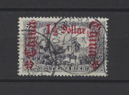 CHINE Bureaux Allemands.  YT   N° 37  Obl  1905 - China