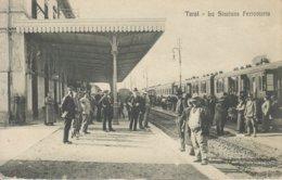 Terni - La Stazione Ferroviario - Terni