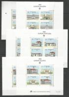 2x PORTUGAL - MNH - Europa-CEPT - Architecture - 1990 - 1990