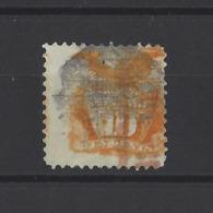 ETATS-UNIS.  YT   N° 33  Obl  1869 - Usati