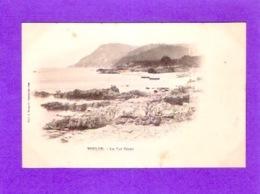 CPA LA SEYNE LES SABLETTES Cap Sépet - La Seyne-sur-Mer
