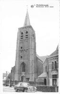 België Antwerpen  Wechelderzande Kerktoren Kerk  Lille     M 1000 - Lille
