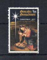 Grenada & Grenadines - 1977 - Natale - Usato -  (FDC18219) - Grenada (1974-...)