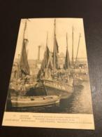 Antwerpen - Anvers - Barques De Pecheurs De Moules (bassin Du Sud) Mosselschuiten - Antwerpen