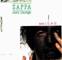 CD N°2983 - FRANK ZAPPA - JOE'S GARAGE ACTS I, II, III - COMPILATION 2 CD 19 TITRES COFFRET + BOOK - Rock