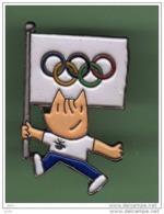 JO BARCELONA 92 *** MASCOTTE - LOGO *** 2006 - Jeux Olympiques