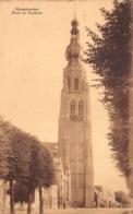 België Antwerpen  Hoogstraten  Kerk En Stadhuis   M 1006 - Hoogstraten