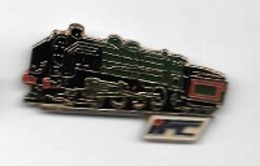 Pin' S  S N C F, Locomotive  I F C - TGV