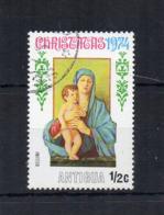 Antigua - 1974 - Natale - Usato -  (FDC18220) - Antigua E Barbuda (1981-...)