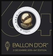France 2019 Collector Timbre Ballon D'or 2019 MNH / Neuf** - France