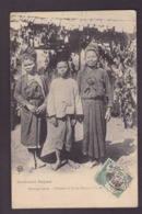 CPA Laos Indochine Asie Circulé Types Raquez - Laos
