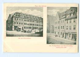 U1646/ Das Alte Leipzig Nicolaischule AK 1899 - Leipzig