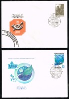 Russia USSR 1986 Unesco Man And Biosphere 1984 Sable Animals Kedar 2 FDC First Day Cover - Covers & Documents
