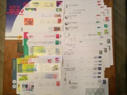 Lot De 38 PAP - Postwaardestukken