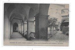 DEP. 74 COUVENT DE SAINT JOSEPH D'ANNECY ANCIEN SECOND MONASTERE DE LA VISITATION LE CLOITRE - Annecy
