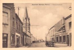 België Antwerpen Sint Katelijne Waver    Elzestraat  Tram Oldtimer Sint-Katelijne-Waver      M 1016 - Sint-Katelijne-Waver