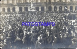 123667 SPAIN ESPAÑA SANTIAGO DE COMPOSTELA COSTUMES PEREGRINCAION AÑO 1920 BREAK POSTAL POSTCARD - Spanje
