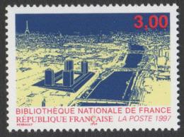 France Neuf Sans Charnière  1997 Bibliothèque Nationale BNF YT 3041 - Francia