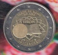 Iuxemburg   2   Euro   2007  Rome - Luxembourg