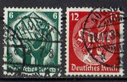 DR 1934 // Mi. 544/545 O - Deutschland