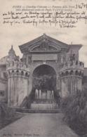 CP Roma - Giardino Vaticano - Fontana Delle Torri - 1907 (45050) - Vatikanstadt
